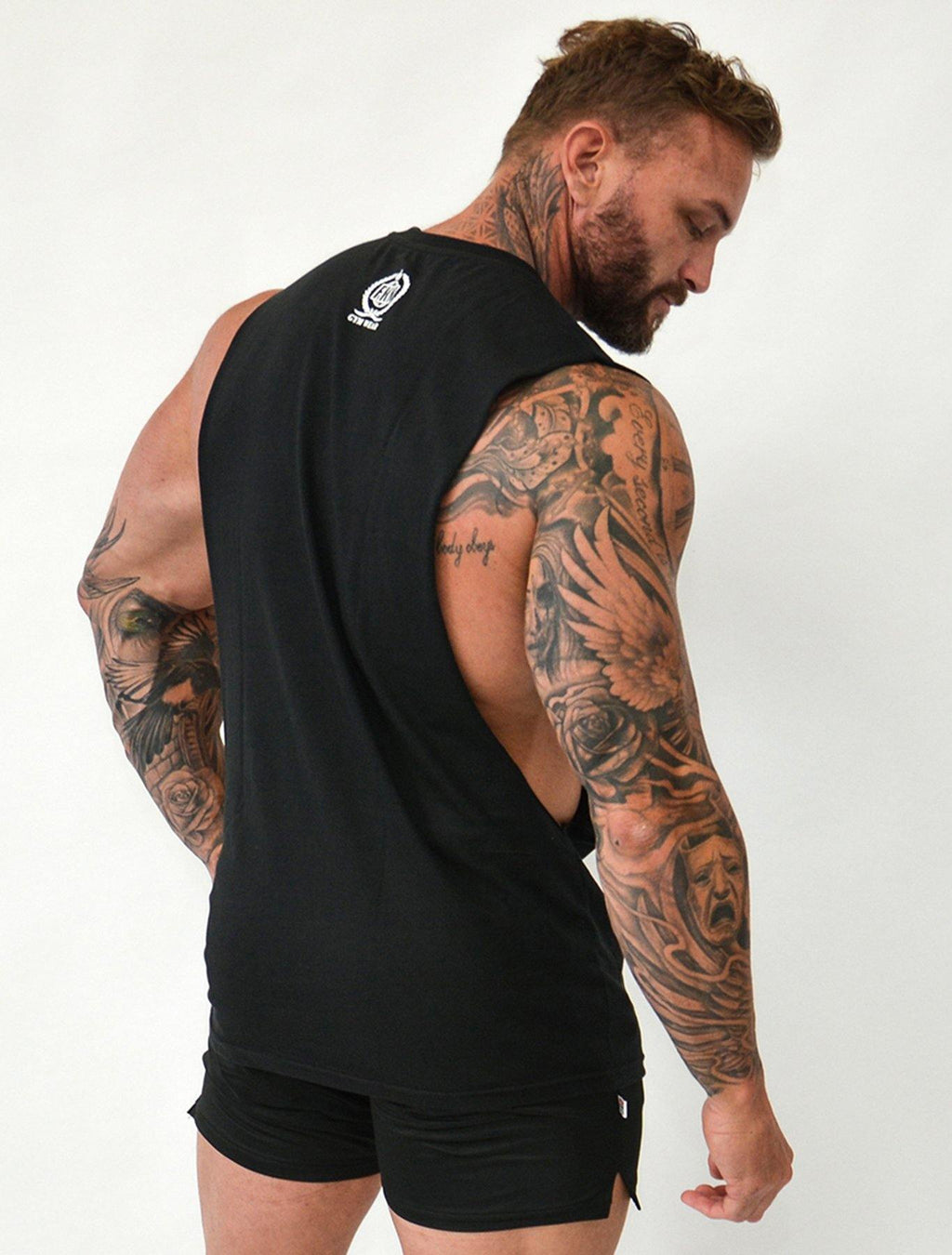 Fuck Sleeves | Men's Muscle Tee - FKN Gym Wear