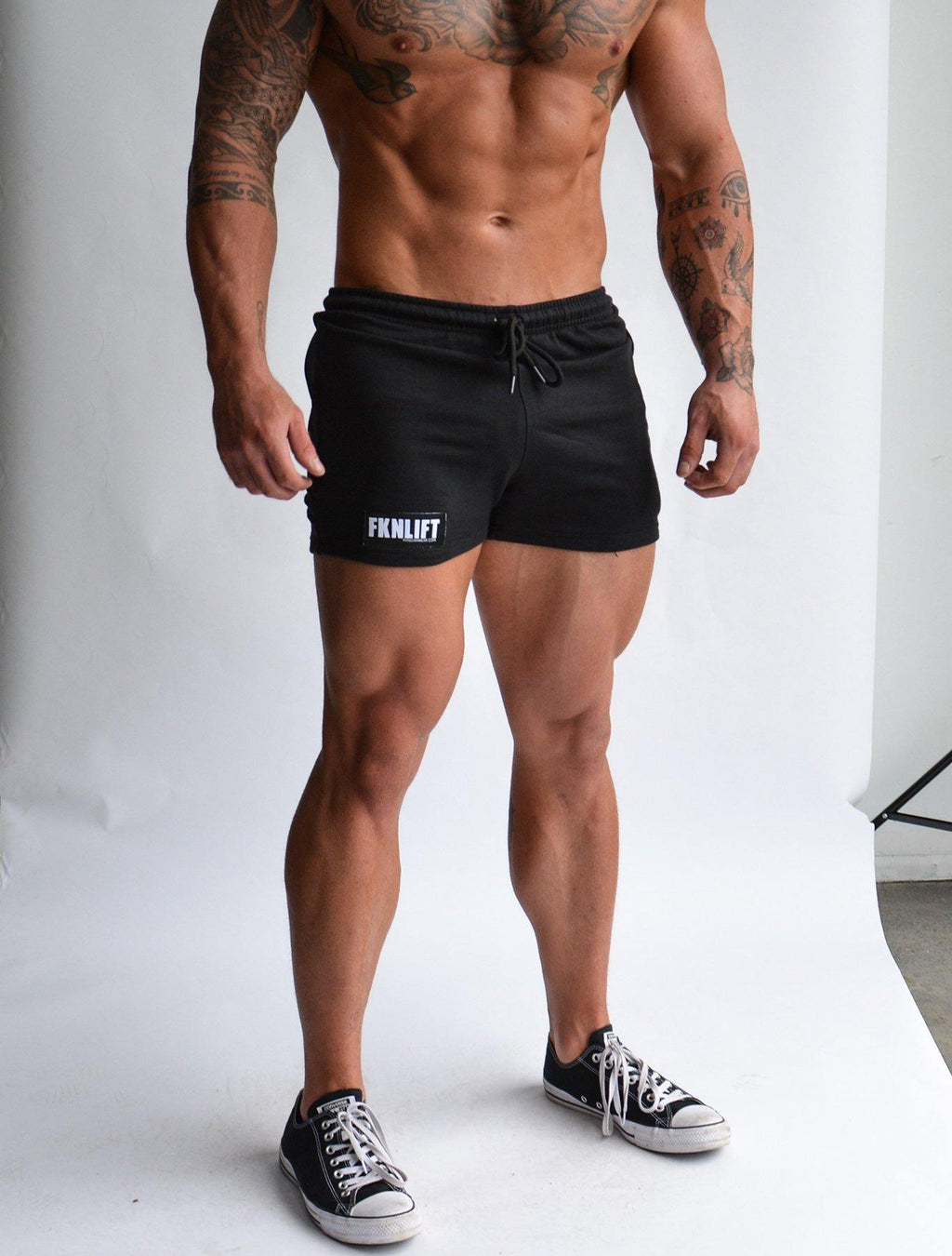 FKNLIFT | Men's Gym Shorts - FKN Gym Wear