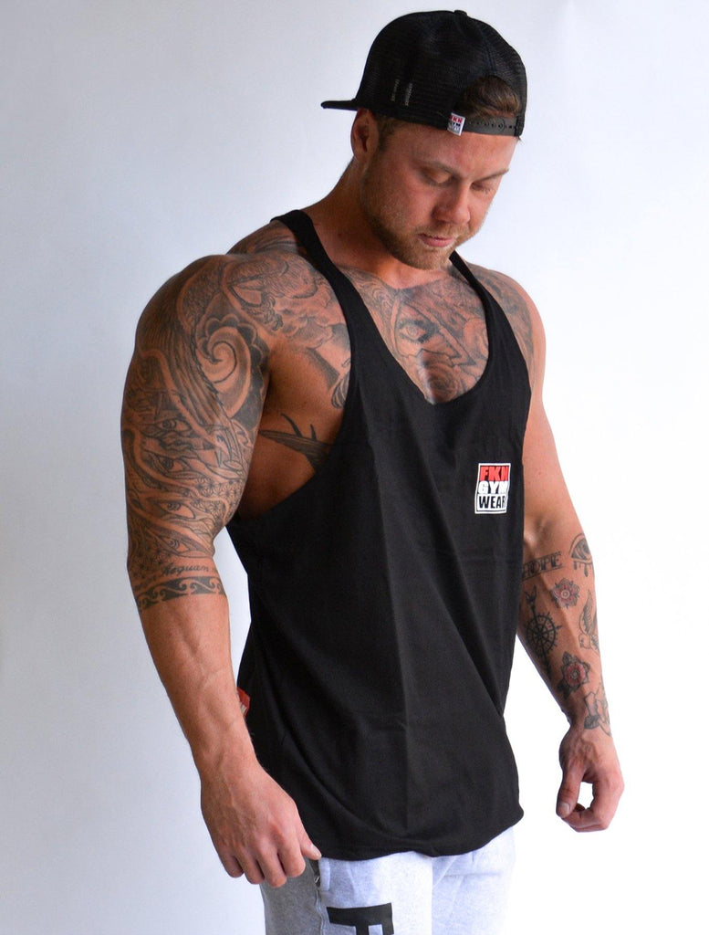 Shred | Classic Stringer - FKN Gym Wear