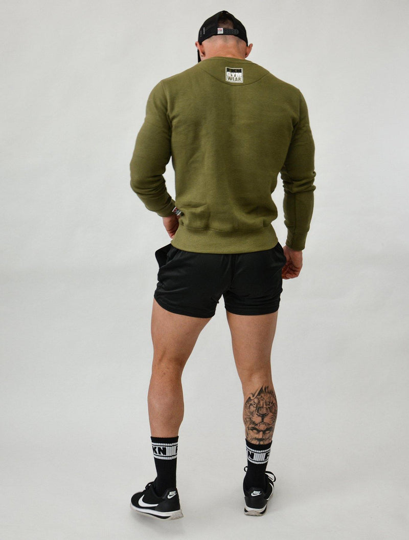 FKNLIFT | Men's Gym Sweater - FKN Gym Wear