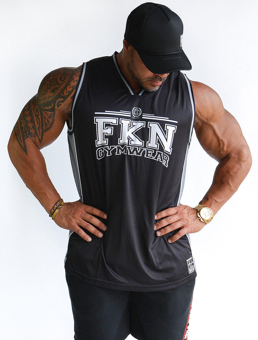 Dominate | Men's Training Jersey - FKN Gym Wear
