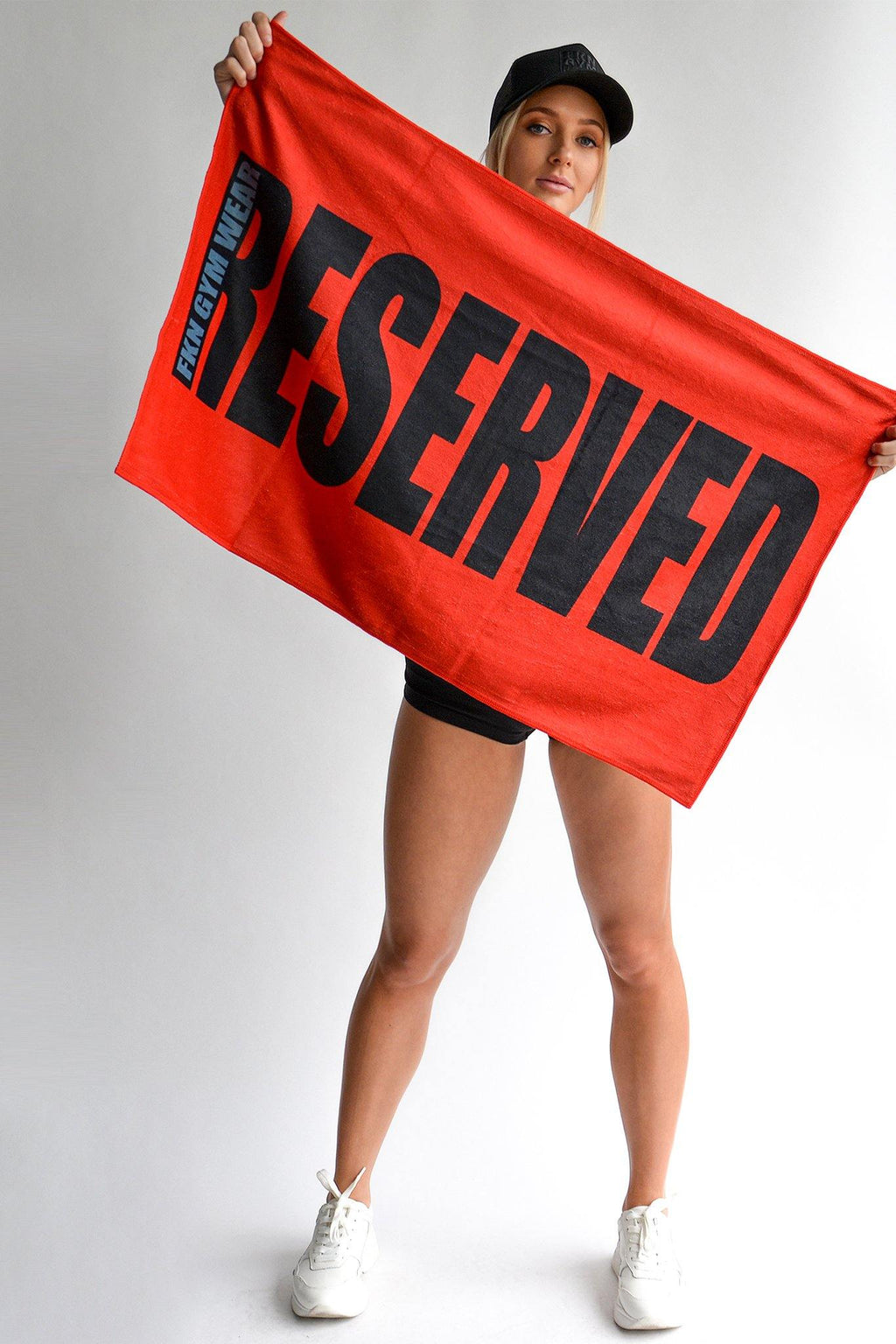 Reserved | Gym Towel - FKN Gym Wear