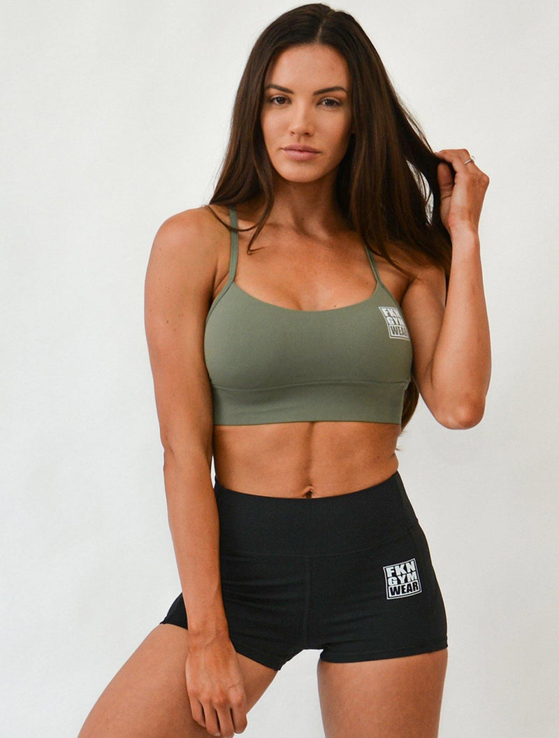 Asset | Gym Crop Top - FKN Gym Wear