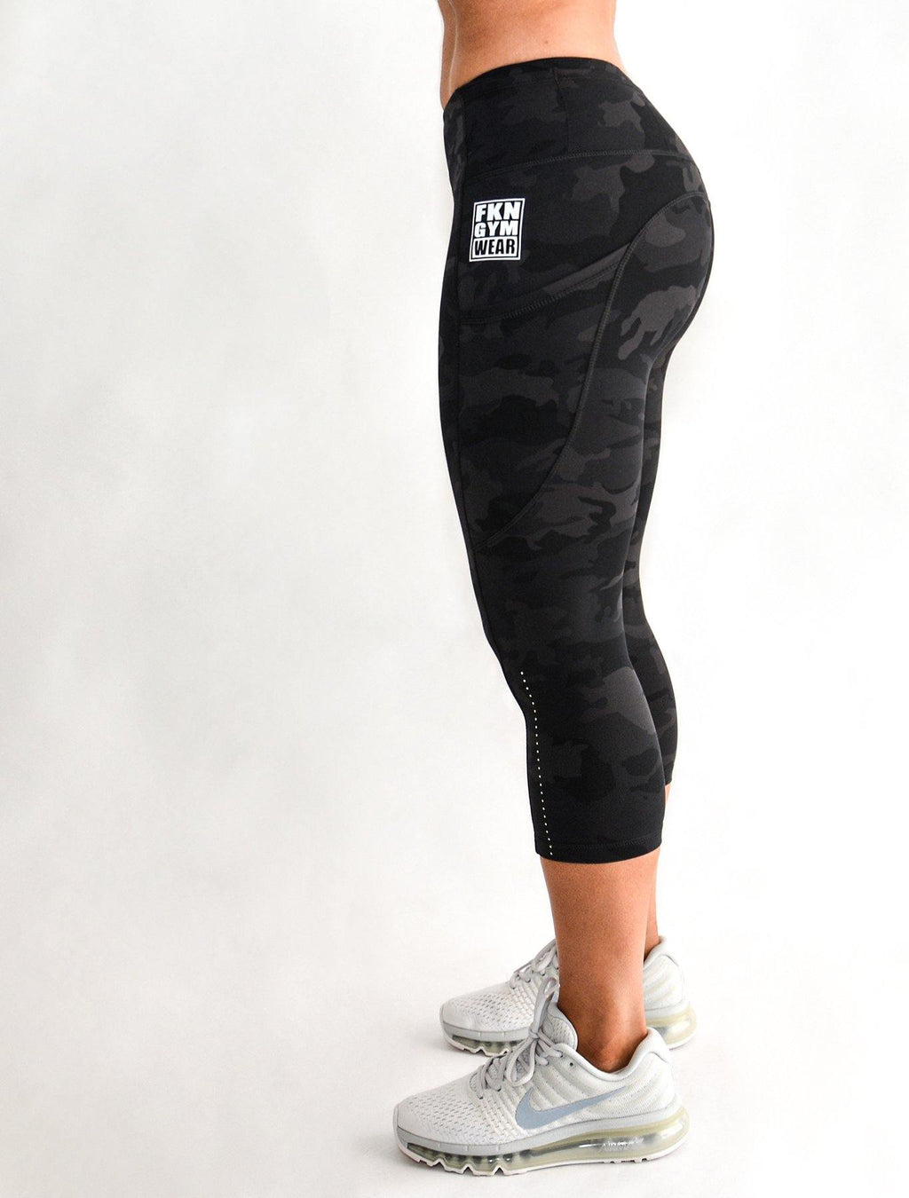 A2G | 7/8 Gym Leggings Camo