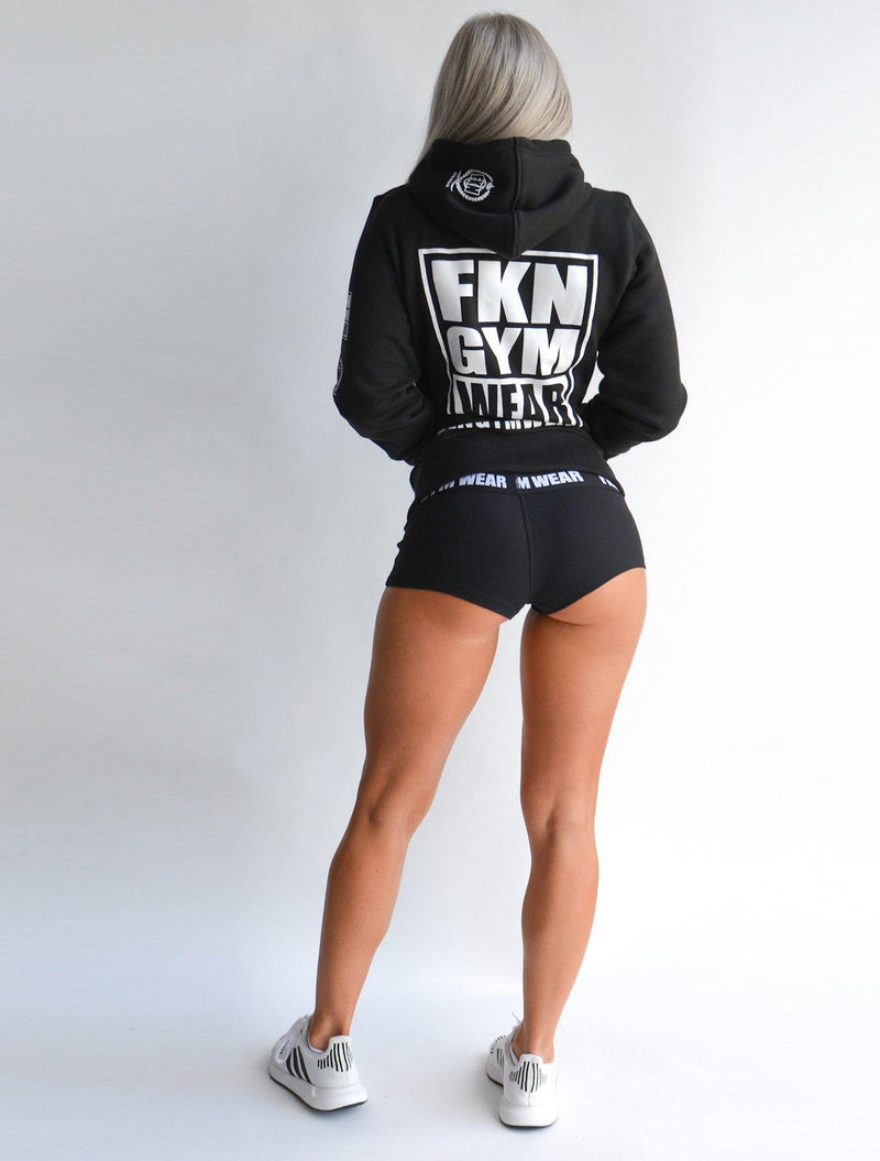 Heist | Women's Gym Hoodie - FKN Gym Wear