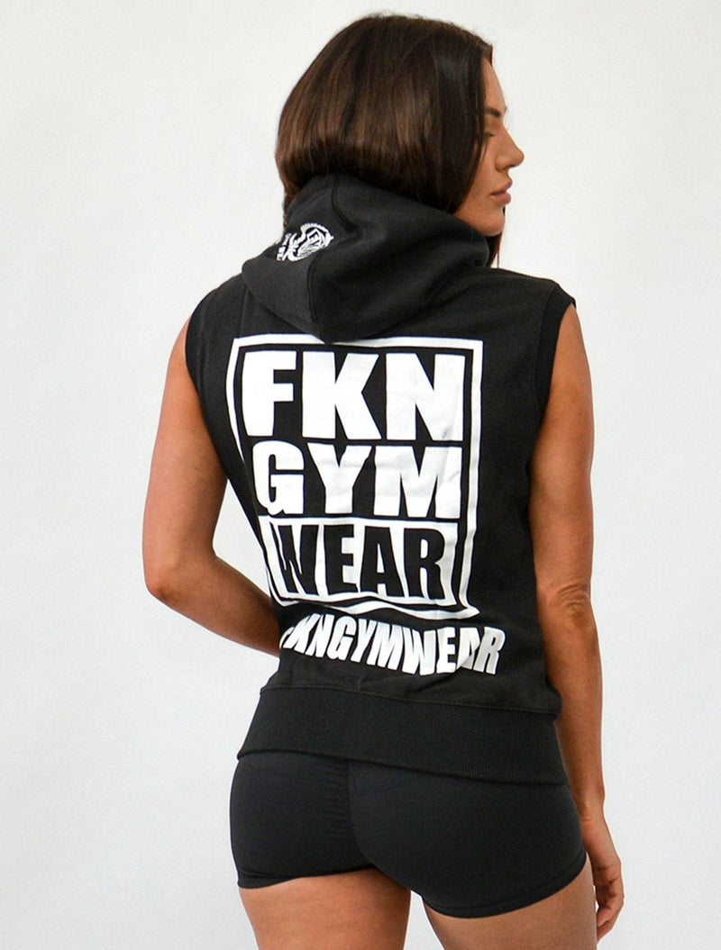 Flex | Women's Sleeveless Hoodie