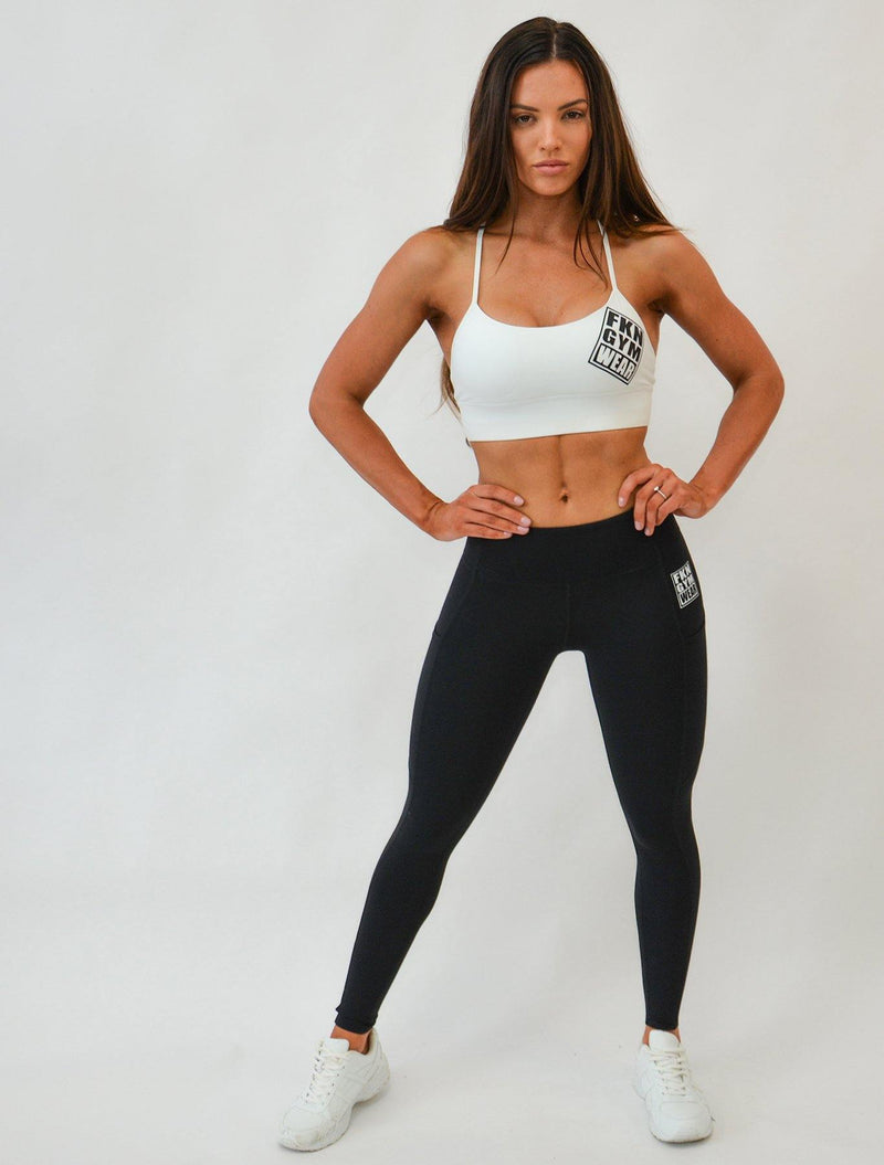 A2G | Original Gym Leggings - FKN Gym Wear