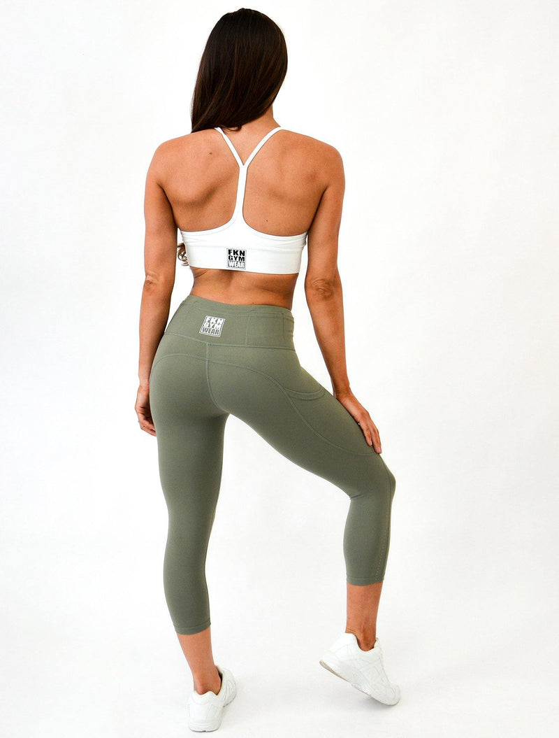 A2G | 7/8 Gym Leggings - FKN Gym Wear