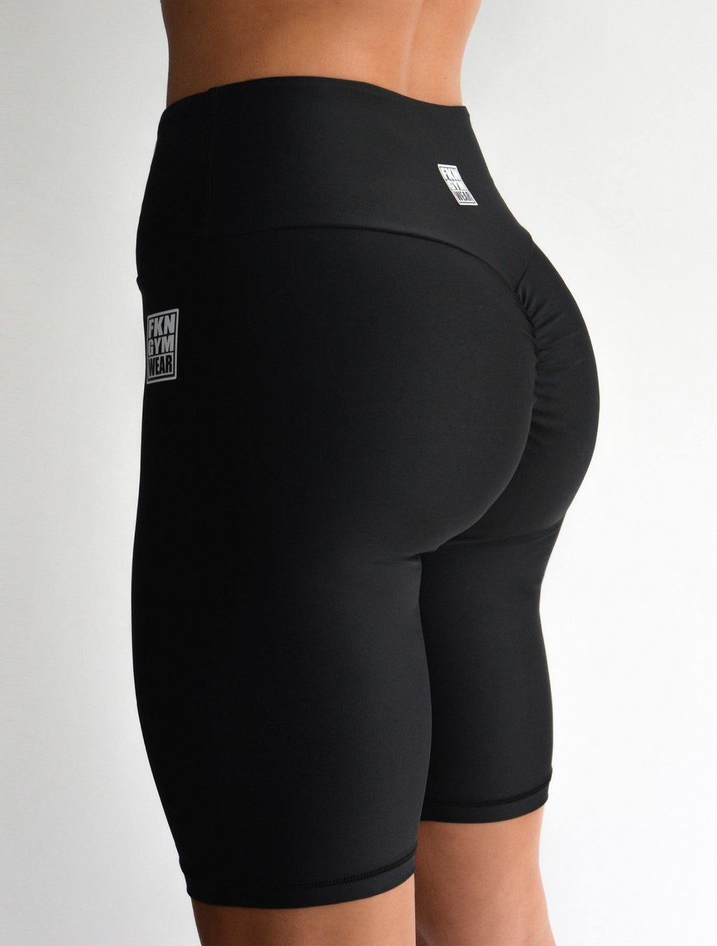 Vixen | Scrunch Bike Shorts