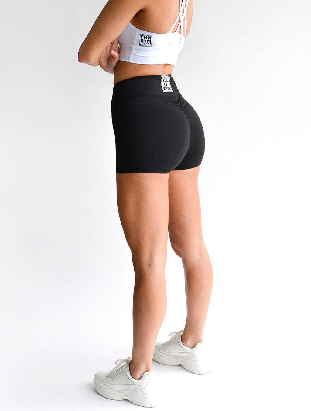 Bandit | Scrunch Bum Gym Shorts - FKN Gym Wear