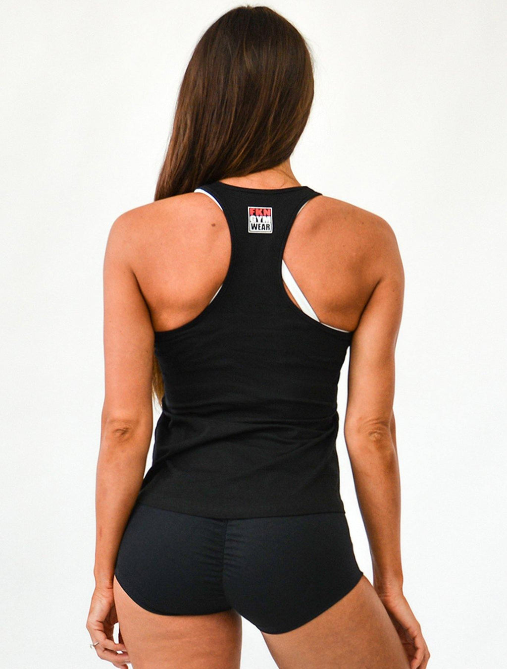 Force | FKNLIFT Gym Singlet - FKN Gym Wear