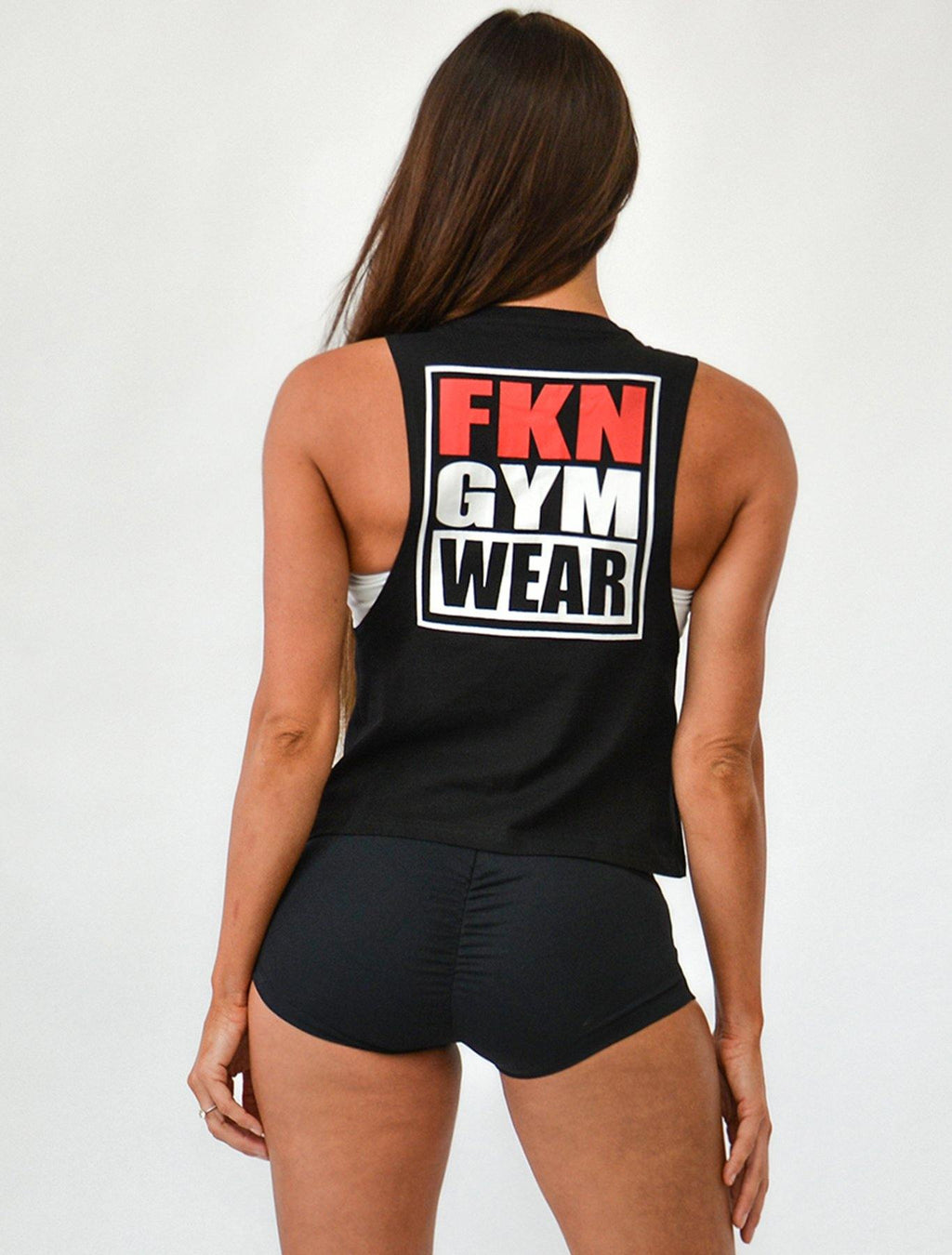 Gangsta | Classic Gym Tank Top - FKN Gym Wear