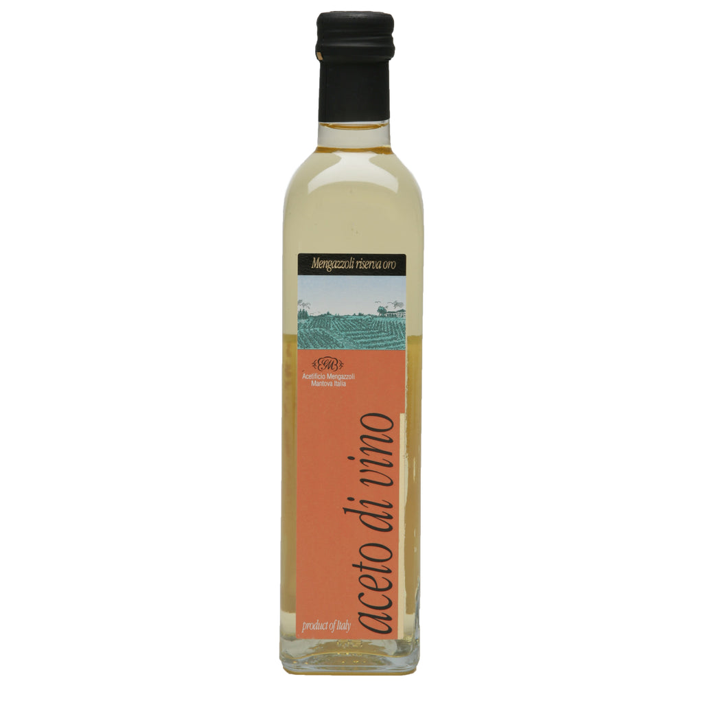 Acetificio Mengazzoli Aceto di Vino Bianco - White Wine Vinegar