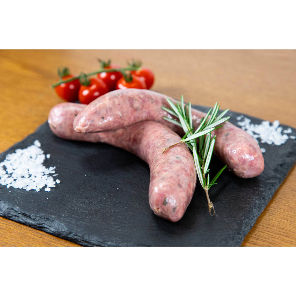 Homemade Chunky Italian Sausages