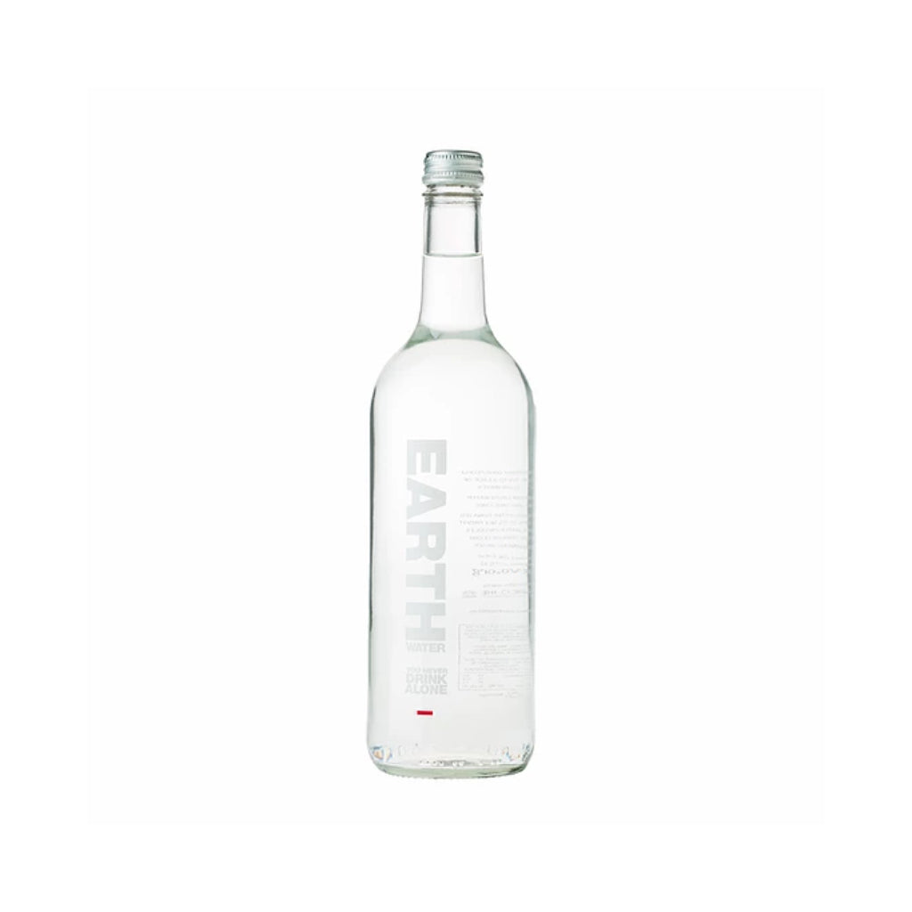 Earth Water Glass Bottle Sparkling