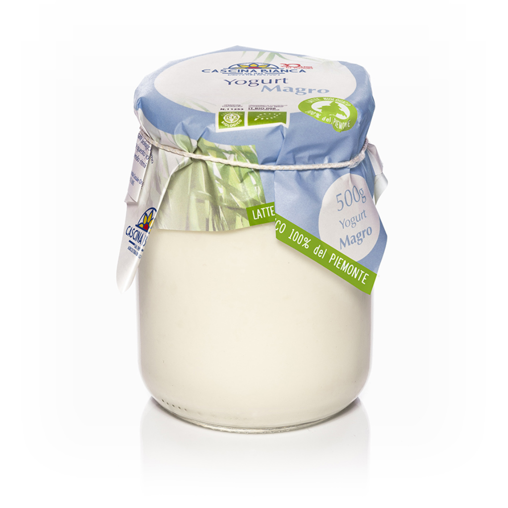 Organic Yogurt Low Fat - Plain