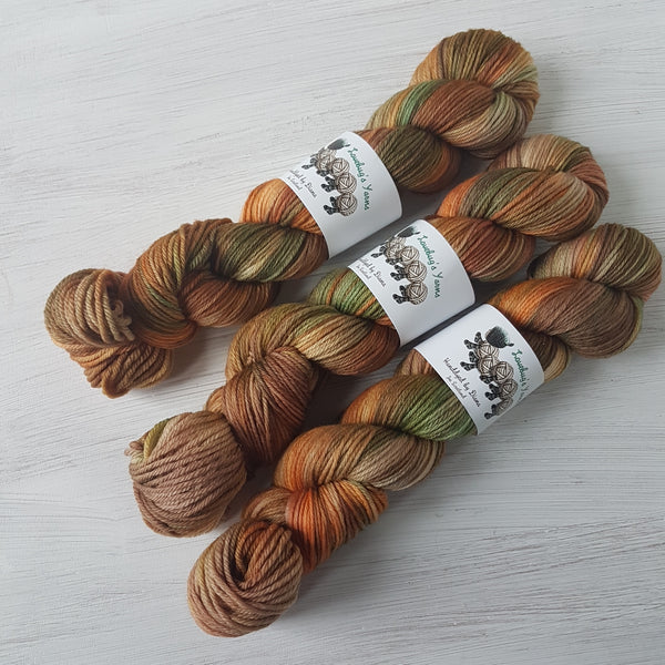 Airship Pirates - Basic DK - Superwash Merino - DK weight yarn
