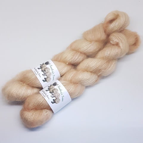 Citrine - KidSilk Lace - Kid Mohair Silk - Lace weight yarn