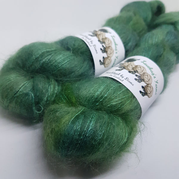 Emerald - KidSilk Lace - Kid Mohair Silk - Lace weight yarn