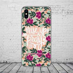 Prince Of Peace Shock-Resistant Phone Case