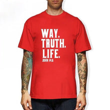 Load image into Gallery viewer, John 14:6 Tshirt