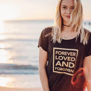 Eternal Love and Forgiveness Tshirt