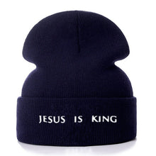 Load image into Gallery viewer, Jesus is King Skullcap