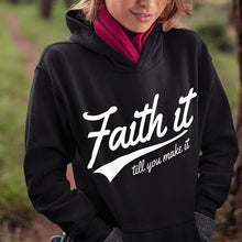 Load image into Gallery viewer, Faith Works Goal Setter Hoodie