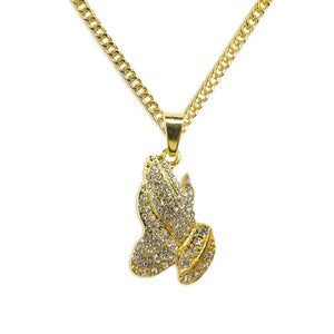 18K Gold plated Prayer Chain
