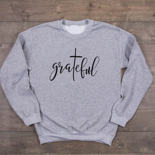 Load image into Gallery viewer, Grateful Women's Sweatshirt