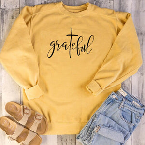Grateful Women's Sweatshirt