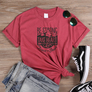 Trust, Be Strong Tshirt