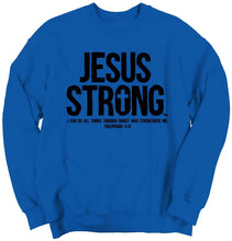 Load image into Gallery viewer, Phillipians 4:13 Sweatshirt