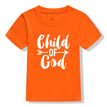 Load image into Gallery viewer, Child of God Children's Tshirt