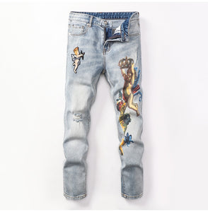 2021 Cherub Heaven Men's Jeans