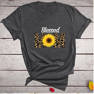 Blessed Mom Summer Tshirt