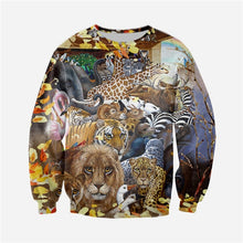 Load image into Gallery viewer, Noah's Ark Sweatshirt