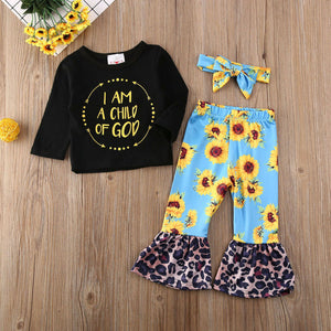 Child of God Bold Flare Spring Set