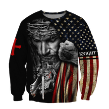 Load image into Gallery viewer, One Nation Under God, Knights of Truth in Jesus Collection