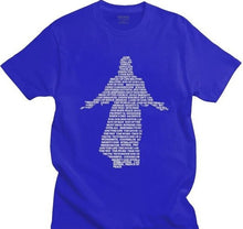 Load image into Gallery viewer, 2021 New Release Spirit of Jesus Silhouette Tshirt