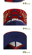 Load image into Gallery viewer, Return of The King Lion Of Judah Bill Snapback
