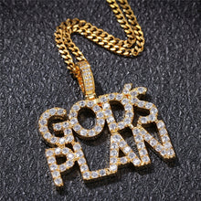 Load image into Gallery viewer, God's Plan Custom Chain Necklace