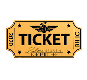 Non-Resident Ticket: Ballers Heaven International Camp, 2020 (In association with Wasatch Academy, Utah)