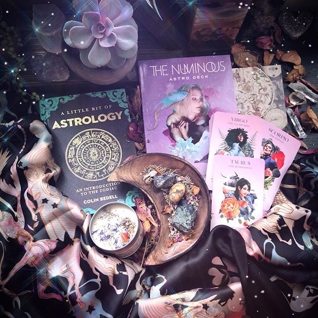 The July Esoteric Box - Astromagick