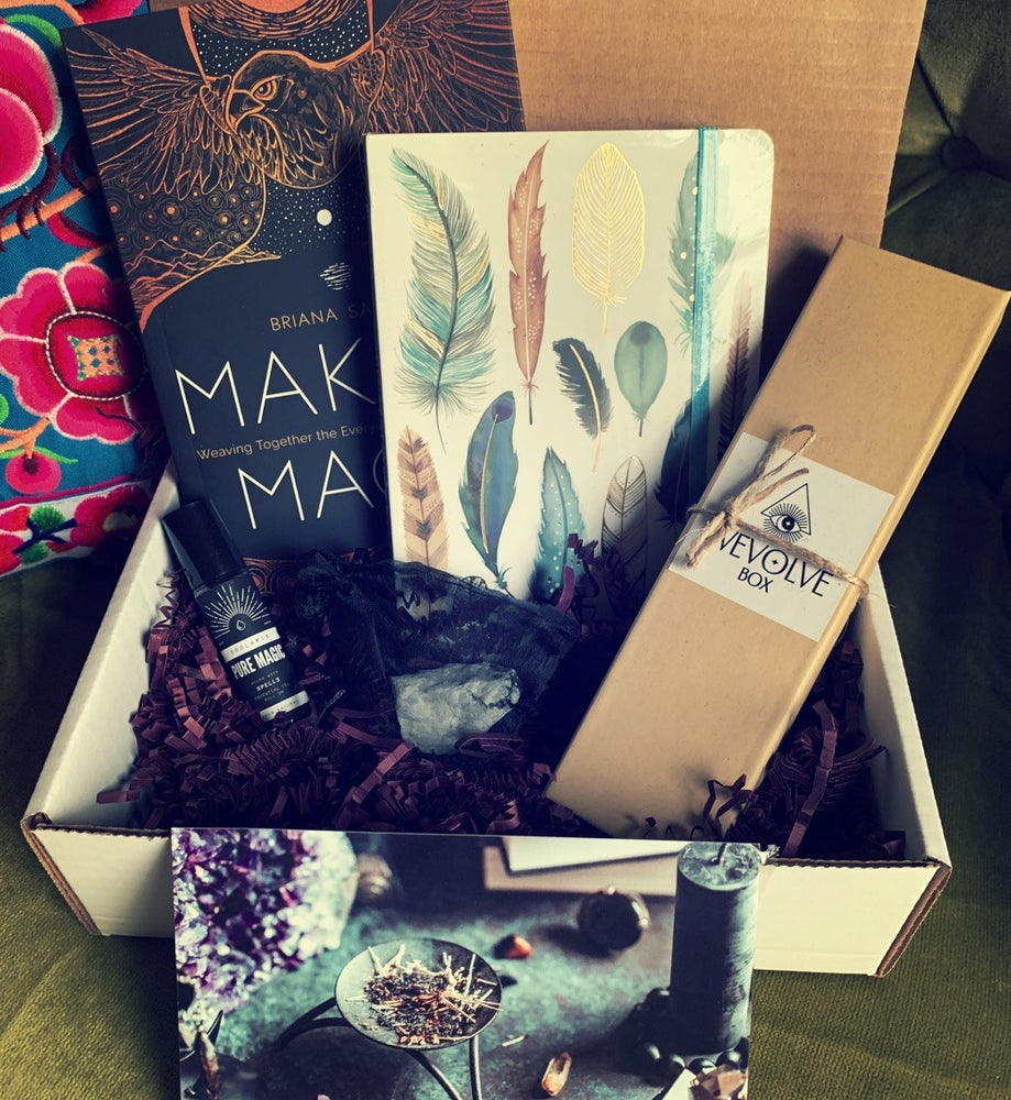 Wisdom Keepers Book Box: EVERYDAY MAGIC- June 2020