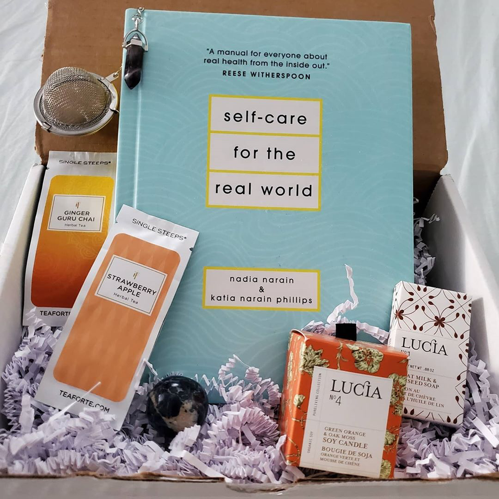 Load image into Gallery viewer, Wisdom Keepers Self Care Box