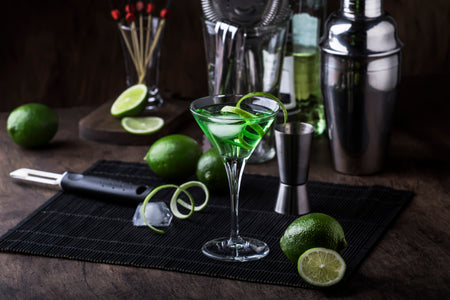 Martini Making Workshops with Gift Options