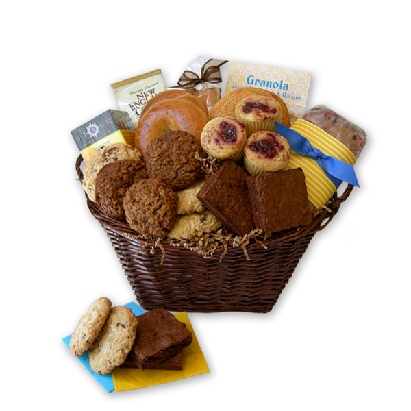 Bake Shoppe Gift Basket
