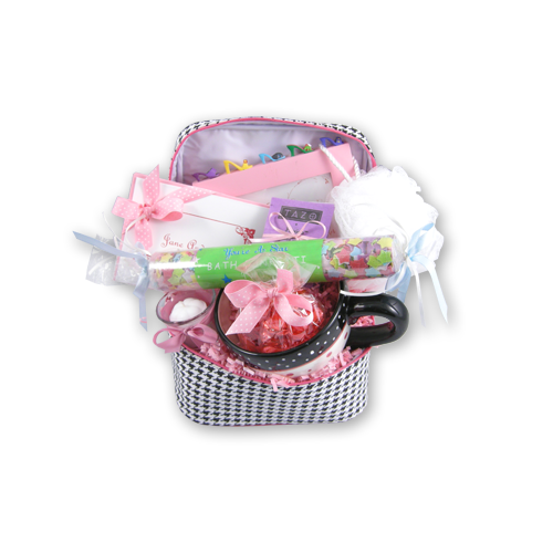 Basketcase Breather - Stress Relief Gift Basket