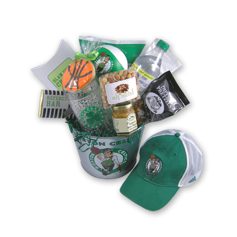 Boston Celtics - Basketball Gift Basket